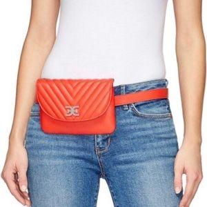 Sam Edelman women's belt with pocket